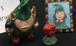 Renee Turner, AZ. Category: Miniatures.