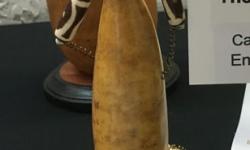 Margo Warthesen, MN. Category: Gourd Doll/Spirit Doll.