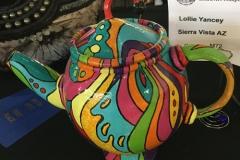 Lollie Yancey, AZ. Category: Coloring Techniques.