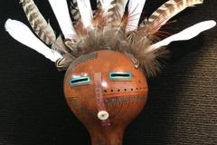 Grace Swanson, CA. Category: Masks. Third Place.
