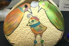 Penelope Deshur, AZ. Category: Carving.