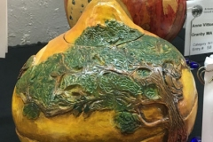Donna Shafer, CA. Category: Carving. Second Place.