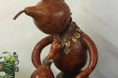 Gloria Van Roo, AZ. Category: Sculpture.